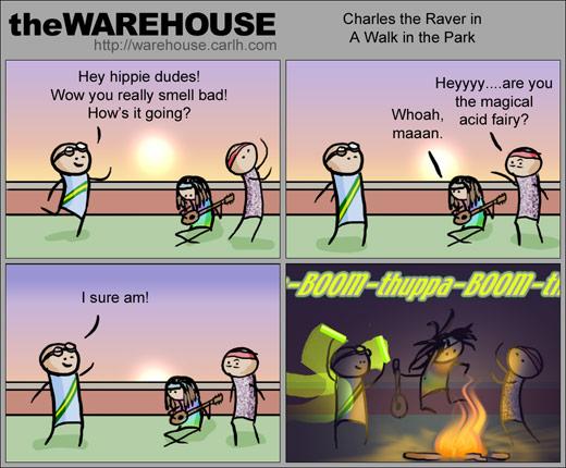 Charles the Raver